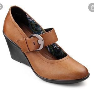 HOTTER COMFORT CONCEPT WEDGE SHOES